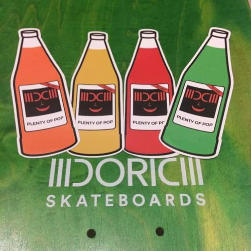 Episode 1 Gary Kemp Doric Skateboards