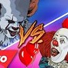 Old Pennywise Vs New Pennywise Rap Battle (IT Parody Tim Curry Vs Bill Skarsgard)