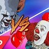 Old Pennywise Vs New Pennywise Rap Battle (IT Parody Tim Curry Vs Bill Skarsgard) Nightcore