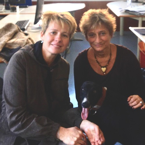 Czapáry Veronika Kun Zsuzsával a Klubrádióban