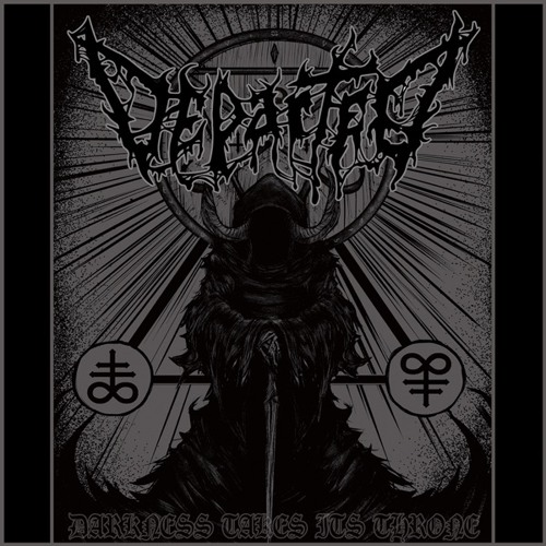 "Departed - ""Darkness Takes It's Throne"""