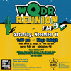 WQDR Reunion Party @ Kings - Raleigh, N.C. (Promo 1) 11-11-17