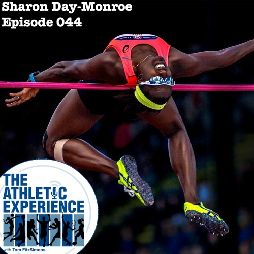 044 - Sharon Day-Monroe - 2x Olympian & American Record Holder - High Jumper & Multi