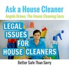 Legal Issues for House Cleaners