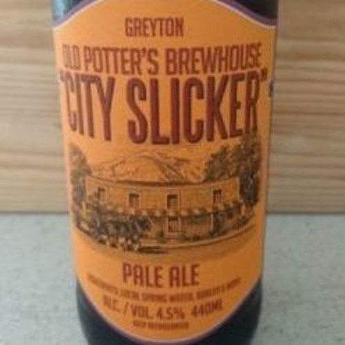 Old Potters Inn Brewhouse PALE ALE REVIEW