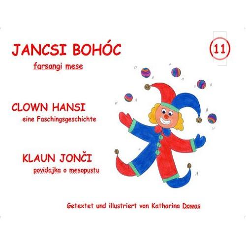 11. Clown Hansi
