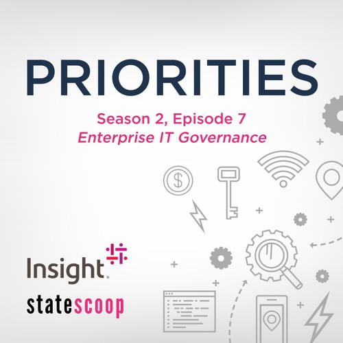 Priorities — Season 2, Episode 7: Enterprise IT Governance