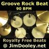 Rock Drum Loops 90 BPM