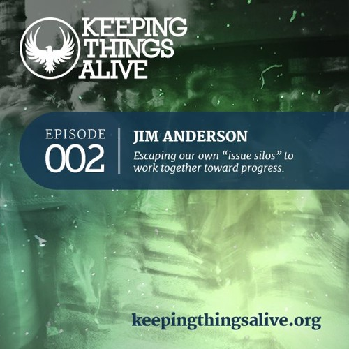 002 Jim Anderson - Teamwork & Connecting the Dots