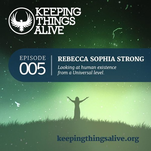 005 Rebecca Strong - Movement, Connection, & Expanding Self