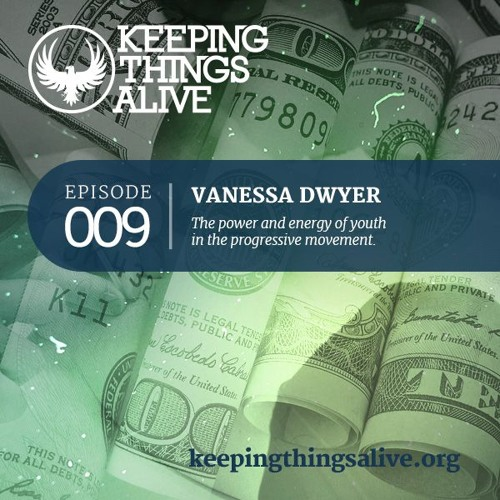 009 Vanessa Dwyer - Fossil Fuel Divestment & Commitment