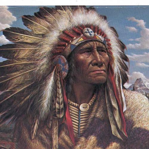 Apache door zestigplusband