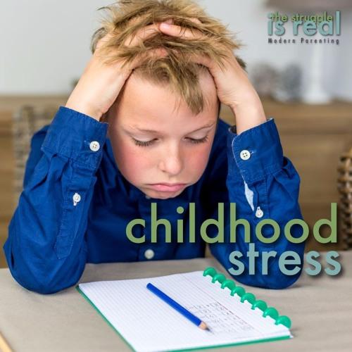 Childhood Stress: It's a Thing feat. Dr. Maria Cornejo Garcia
