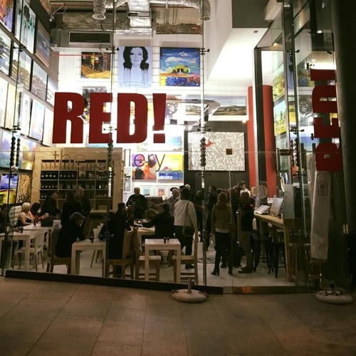 Introducing Red! The Gallery