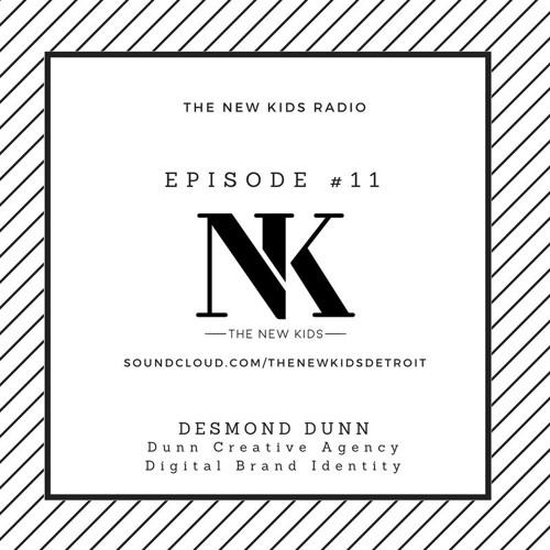 The New Kids Episode 111 - Desmond Dunn