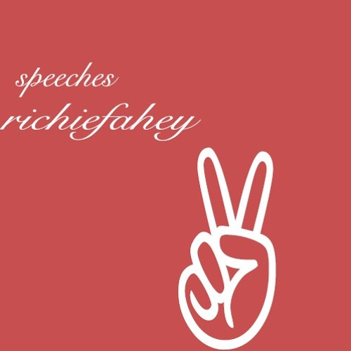 Richie Fahey - Speeches (Prod. by BKEEFE)