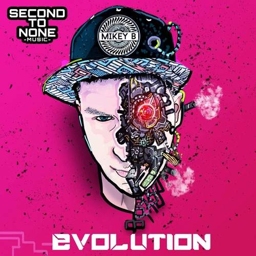 Mikey B - Evolution [Debut Album]
