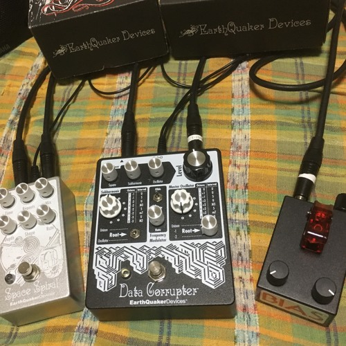 BIAS MSO & Earth Quaker Devices
