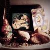 Iki Cantú Mark Lucero -El Rin Del Angelito( Violeta Parra cover ) Portada del disco