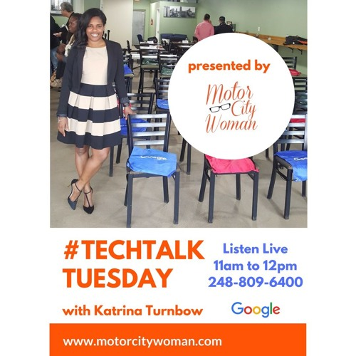 #TechTalk Tuesdays with Katrina Turnbow