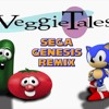 VeggieTales Theme Song Sega Genesis Remix By Action game master