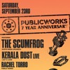 The Scumfrog - Public Works 09/23/2017