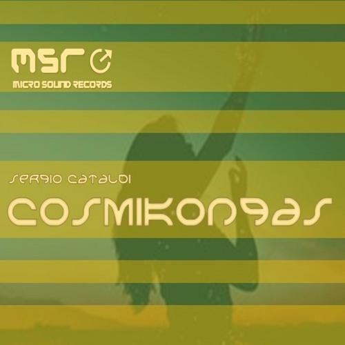 Sergio Cataldi - Cosmikongas (Original Extended Mix)