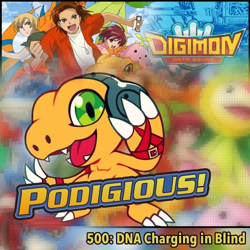 """Digimon Data Squad Expectations [500: """"DNA Charging in Blind""""]"""