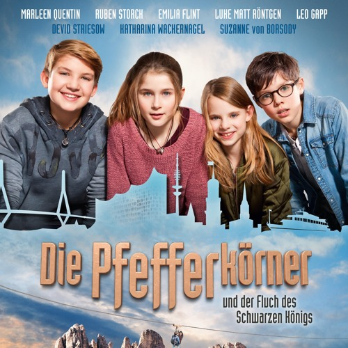 """""""Die Pfefferkörner und der Fluch des Schwarzen Königs"""" - Score (Zusammenschnitt)"""