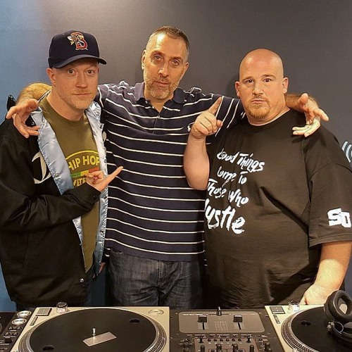 Tone Chop - Freestyle on DJ Eclipse's Rap Is Outta Control Show [Sirius XM] October 2017