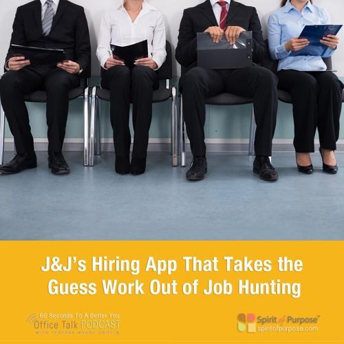 J&J Introduces Hiring Transparency App