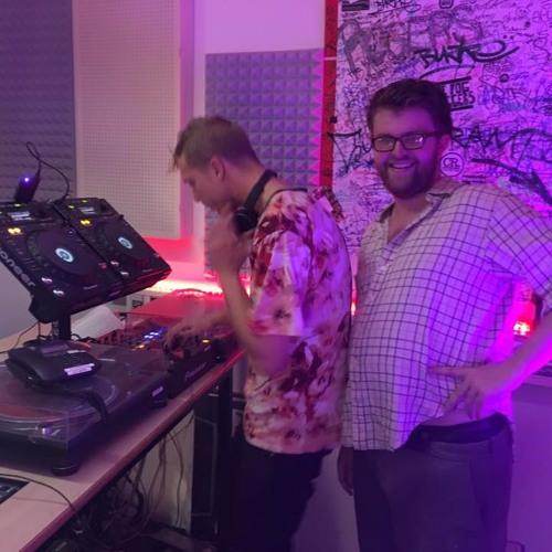 LL Takeover (Medallion Man & Juggins) - KolnCampus Radio, Cologne - 30/09/17