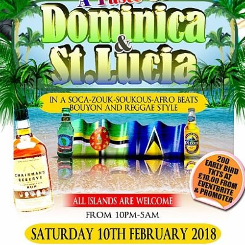 DomiLucian Promotions - Dominica Meets St. Lucia by Quality Jingles!