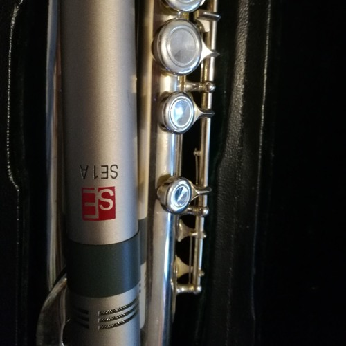 Nnja Riot - flute experiement