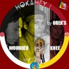 HOKAHEY ! Wounded Knee - Vol.02, By OREK'S