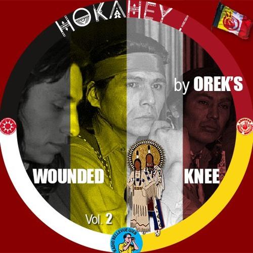 HOKAHEY ! Wounded Knee - Vol.02, By OREK'S