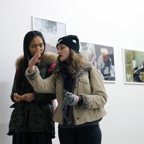 Galerie Klubovna: Pillars of Home (Flóra Gadó, Lilla Szász, Jakub Šimčík) EN