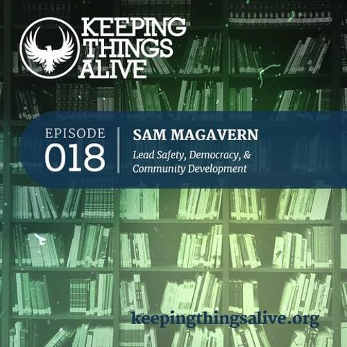 018 Sam Magavern - Lead Safety, Democracy, & Community Development