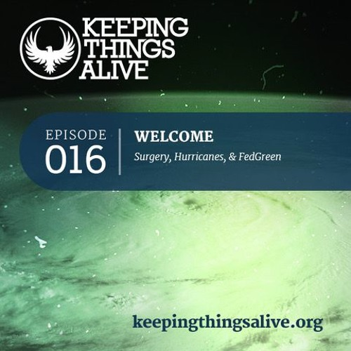 016 Season 2 Welcome - Surgery, Hurricanes, & FedGreen