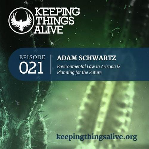 021 Adam Schwartz - Environmental Law in Arizona & Planning for the Future