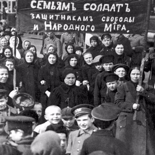 Episode 17: Soviet Film and the 100th Anniversary of the October Revolution with Harlow Robinson