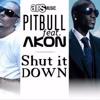Akon Feat Pitbull  - Shut It Down      (Javi Mula Remix)