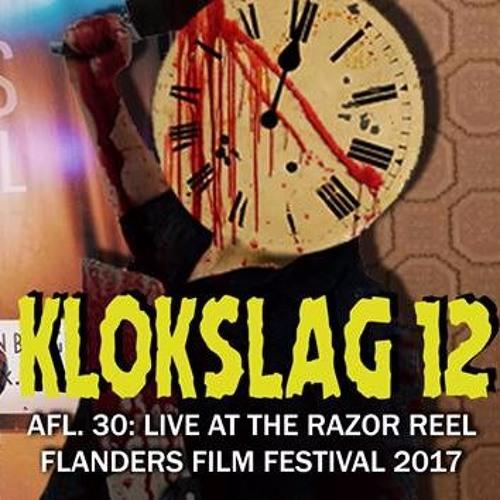 30. Live podcast at The Razor Reel Flanders Film Festival 2017