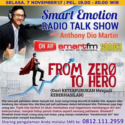 """Smart Emotion Tgl 7 Nov 2017 """"From Zero To Hero"""""""