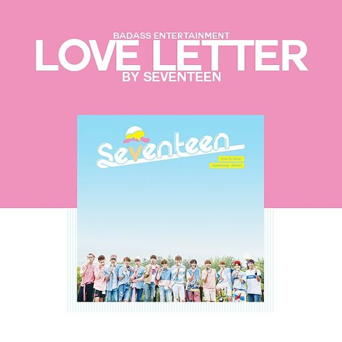 COVER By BA Ent] Seventeen's Love Letter by BA Entertainment