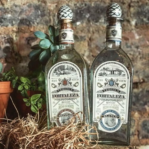Tequila Fortaleza On Air Tasting