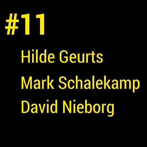 #11: Hilde Geurts, Mark Schalekamp en David Nieborg vertellen waar zij zich tegen verzetten