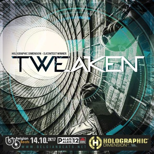 Tweaken ( Live )@ Holographic Dimension