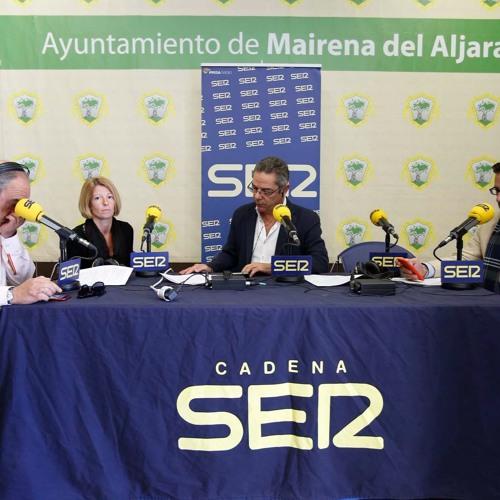 20171108 Reactivación de infraestructuras en Mairena, en la Cadena SER (1)