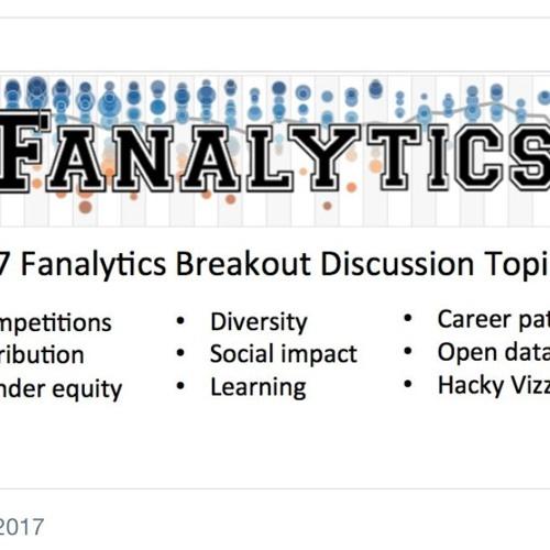 Ep 121 - Fanalytics And Vizzies